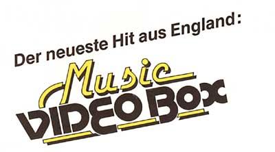 Music Video Box Jukebox Musikbox