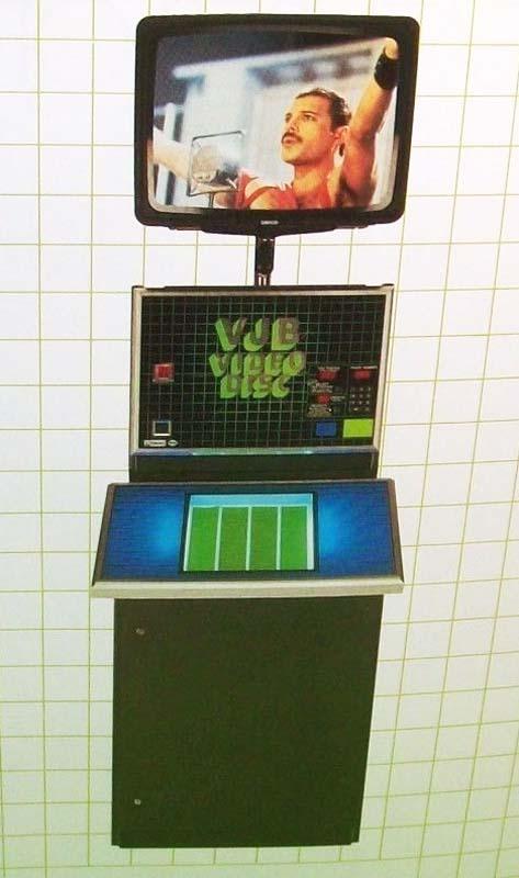 Music Video Box Jukebox Musikbox Thorn EMI VJB
