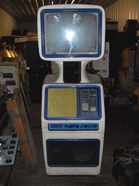 Video sound Jukebox Musikbox