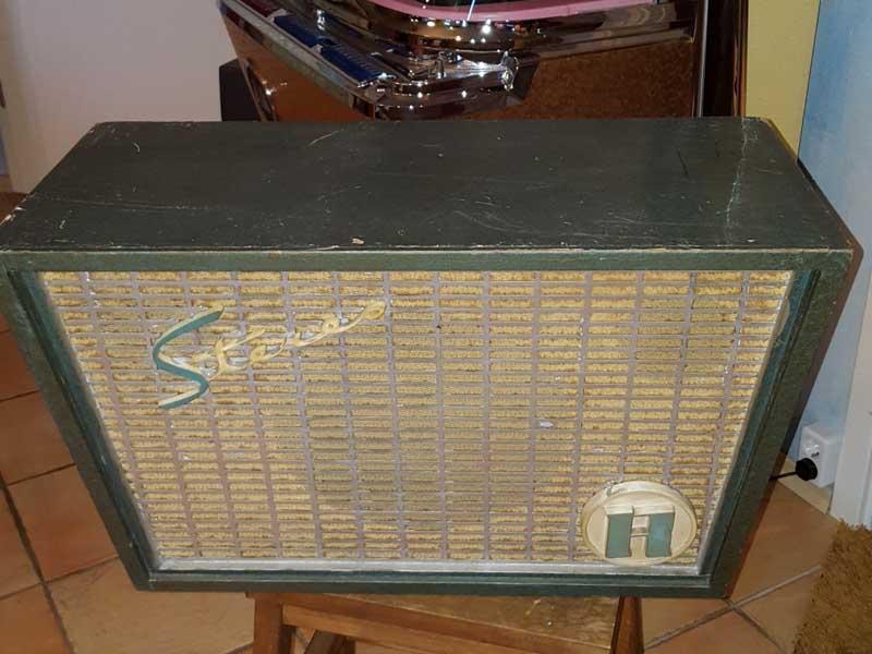 NOVA Speaker Jukebox Musikbox
