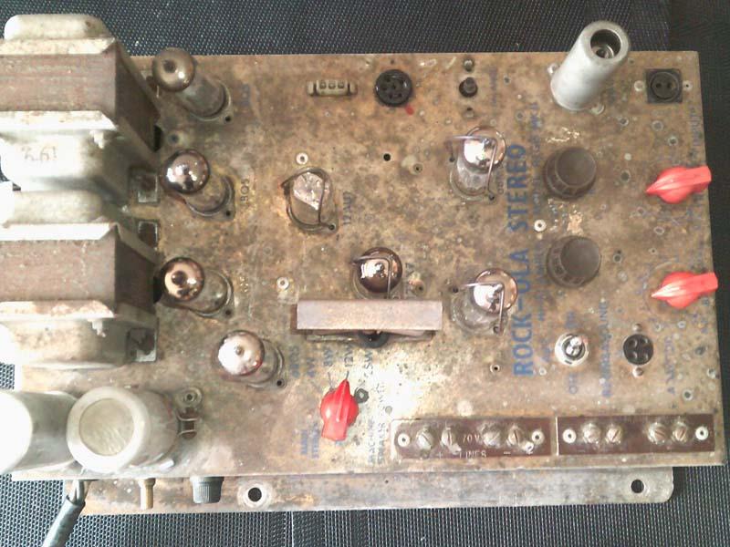 Regis Amplifier