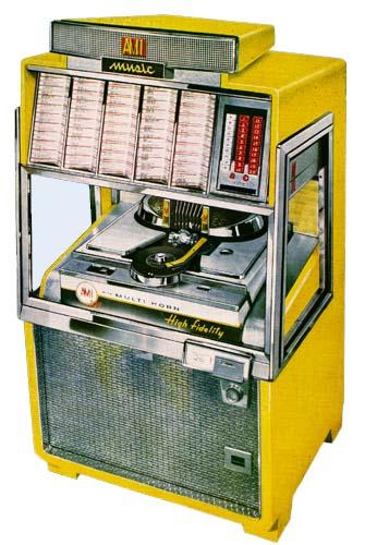 AMI G200 Musikbox Jukebox