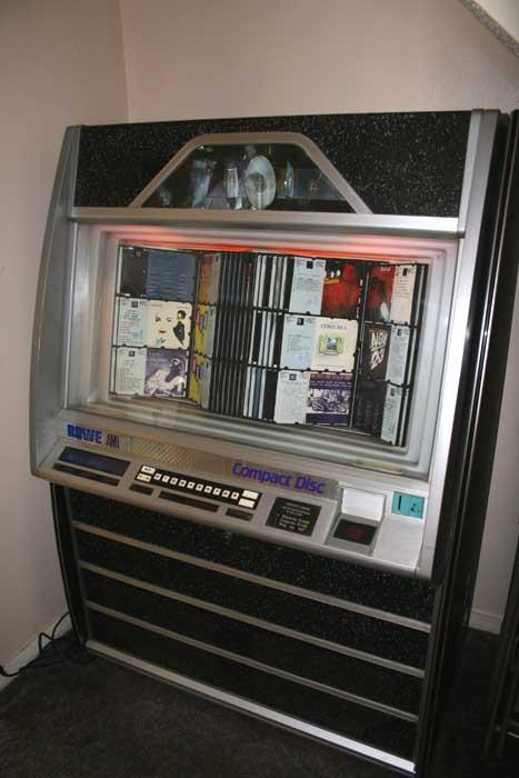 Rowe/AMI Laserstar CD100A