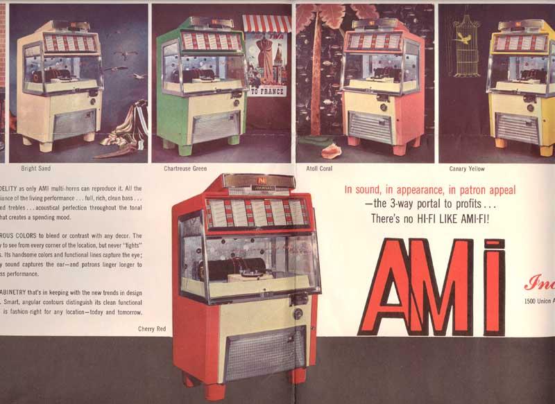 AMI G 120