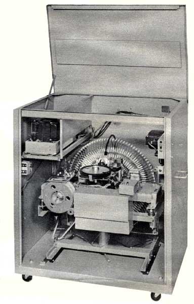 AMI Musikbox Jukebox HAB-200 Hideaway