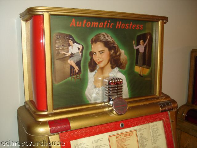 AMI Automatic Hostess