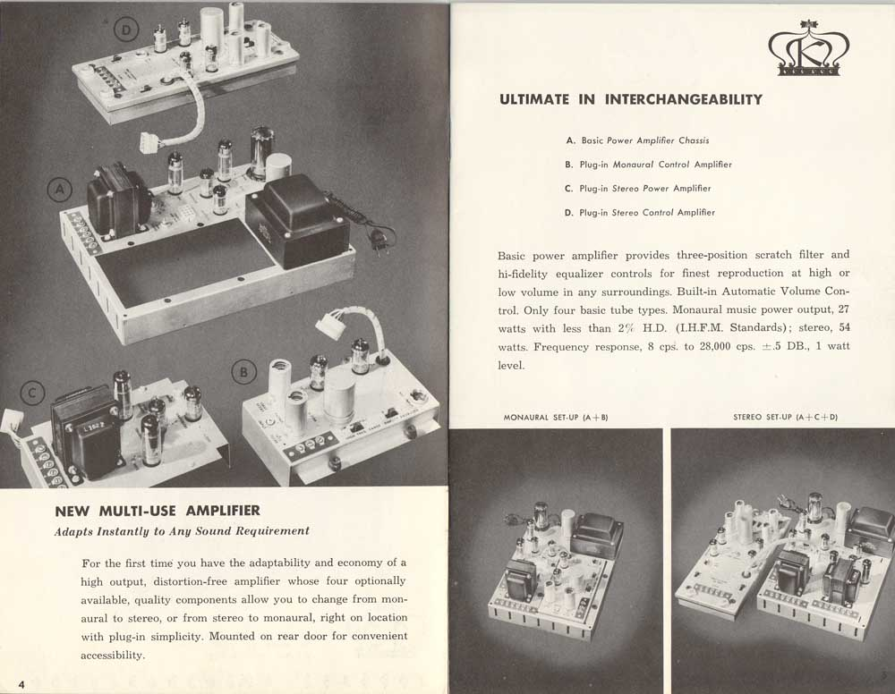 Amplifier K jukeboxes R2107 l2156, L2155, R2020