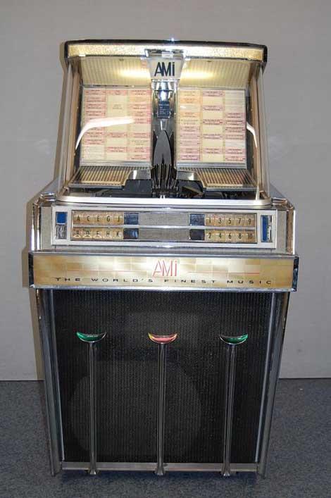 AMI K100 Jukebox Musikbox