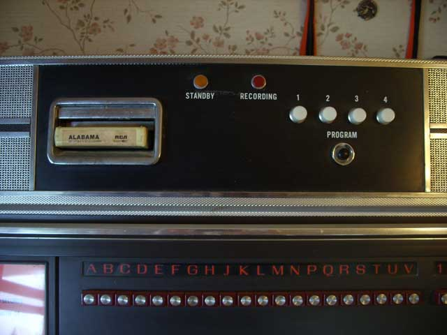 AMI Rowe MM-4 Trimount Record-A-Tape
