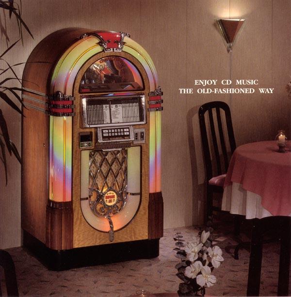 Musikbox Rowe/AMI Laserstar Jukebox