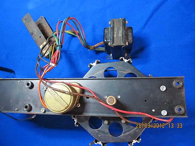 AMI National Instruments MM2 Slide Projector Diaprojektor