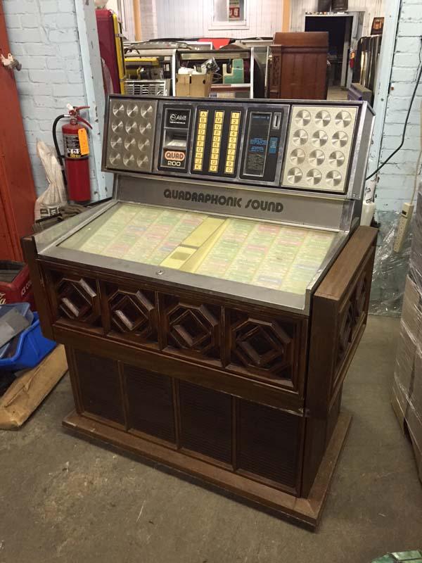 Rowe AMI Classic Arlington R-74 Quadrophonic Jukebox Musikbox