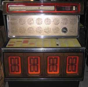 Rowe AMI TI-1 Seville Jukebox Musikbox