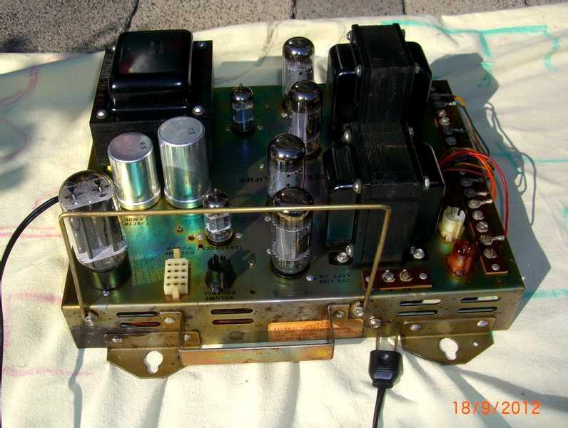 Rowe/AMI TI-2