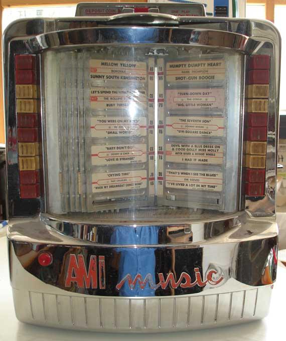 AMI WQ 120