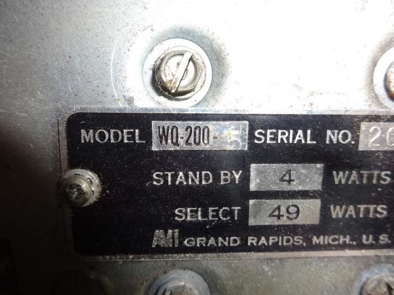 AMI WQ200-5