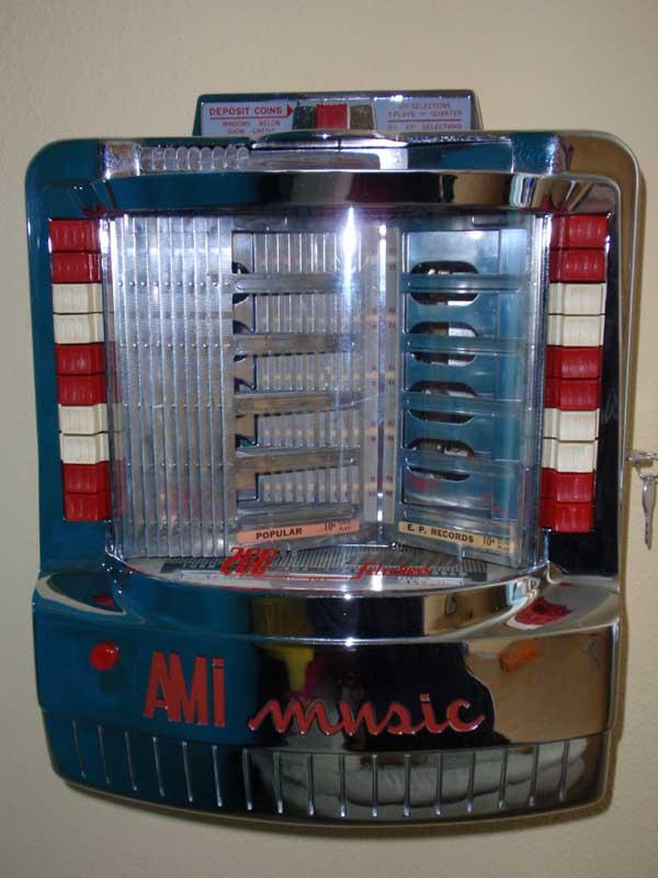 AMI WQ 200