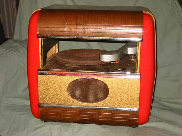 Aireon Grammofon record player Melodeon