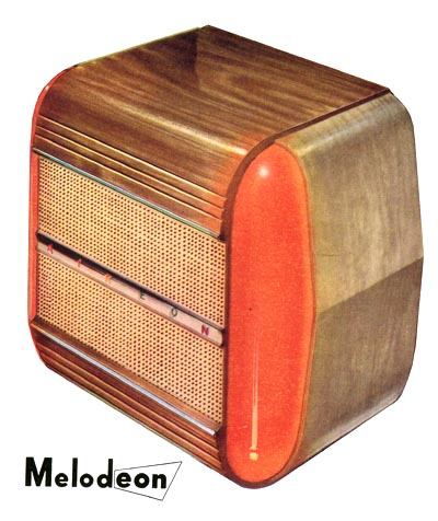 Aireon Melodeon