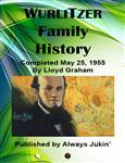 "Family History-Book ""Wurlitzer"""