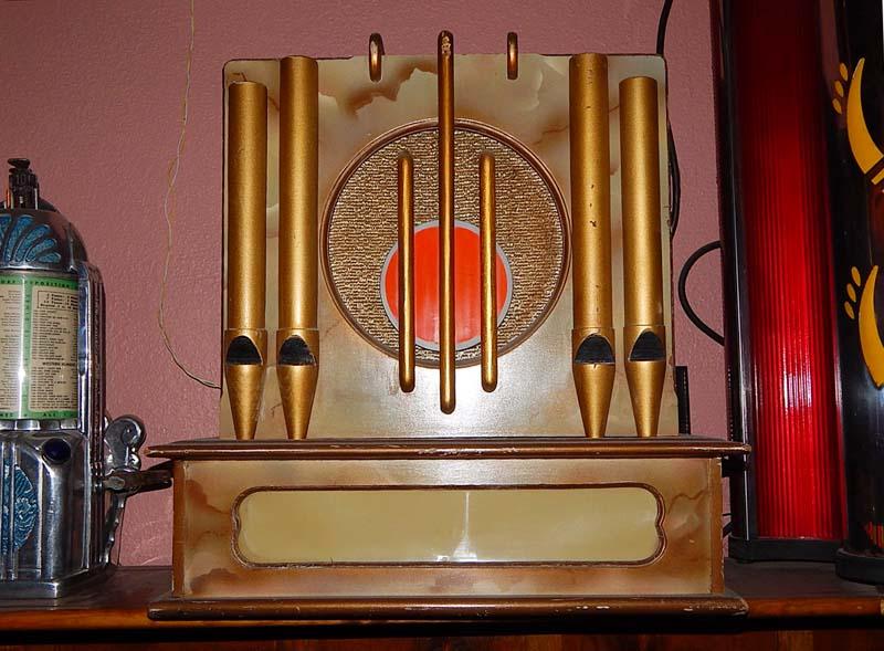 Berman Kleer-Tone Speaker Modell 50