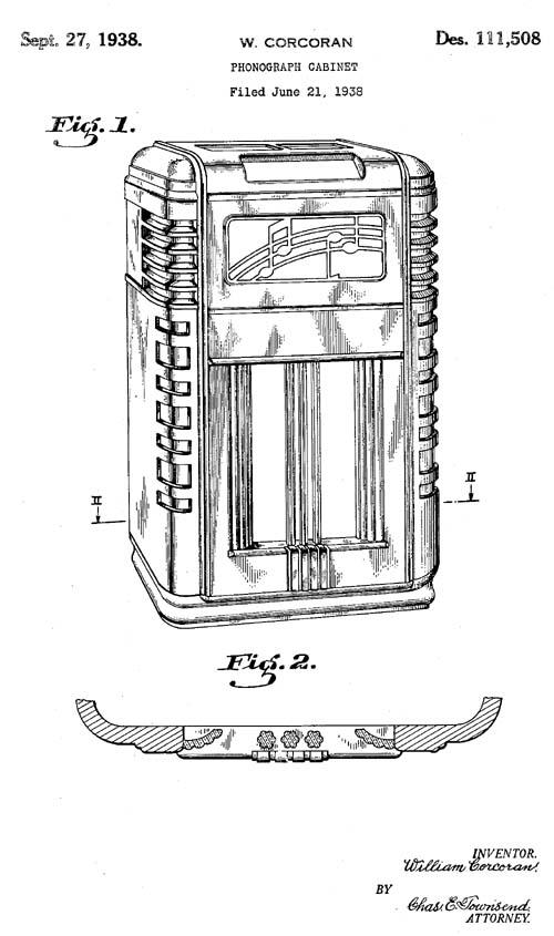 Corcoran Jukebox