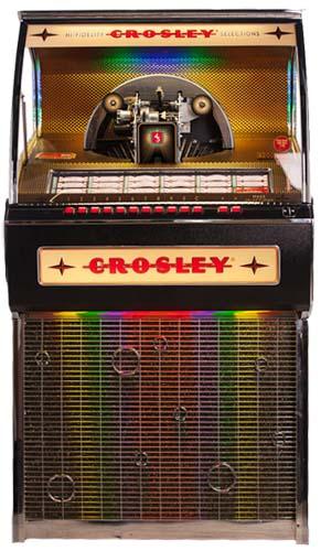Crosley Rocket Jukebox