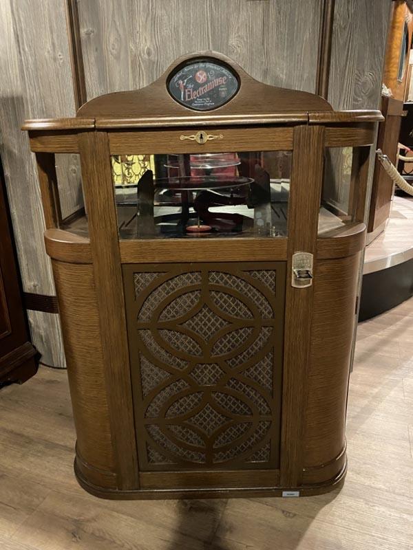Electramuse Prototype Concert Grand Jukebox Holcomb & Hoke