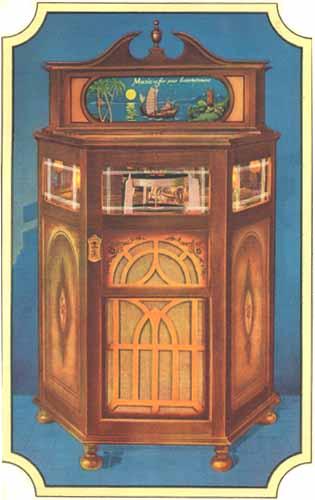 Electramuse Grand Jukebox Holcomb & Hoke
