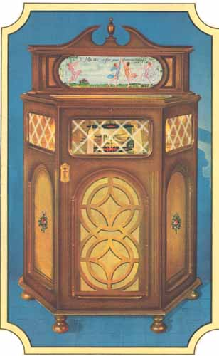Electramuse Supertone Jukebox Holcomb & Hoke