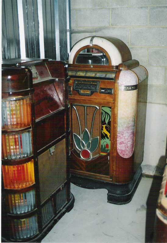Jennings Telephone Music System