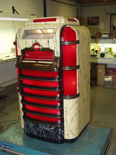 Mel-O-Tone Jukebox