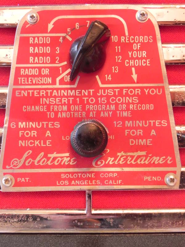 Solotone Jukebox Musikbox wallbox