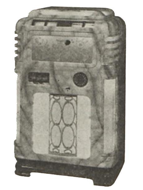 Wurlitzer 616 Stark Novelty Marbl-Glo