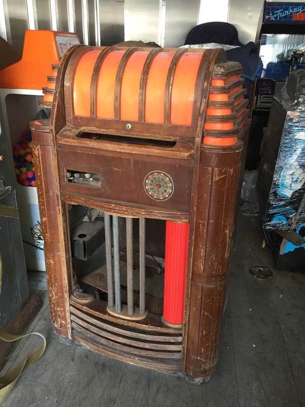 Wurlitzer Stark Aftermarket Musikbox Jukebox