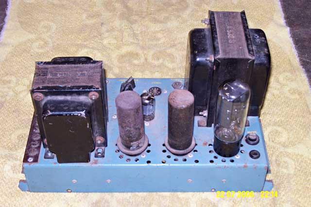 AMI National Instruments G 80 RA-145