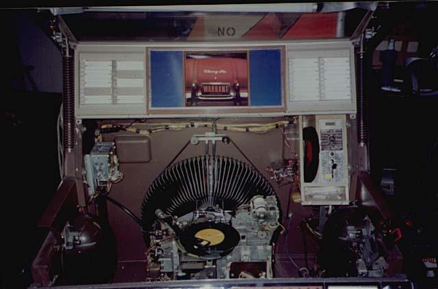 Diplomat JAN AMI Musikbox Jukebox National Instruments
