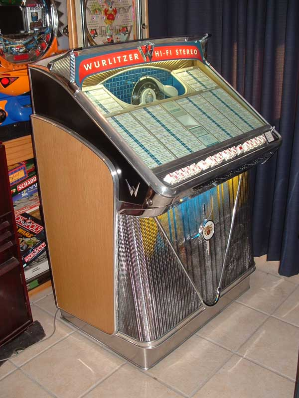 Wurlitzer 2400S Australia Jukebox