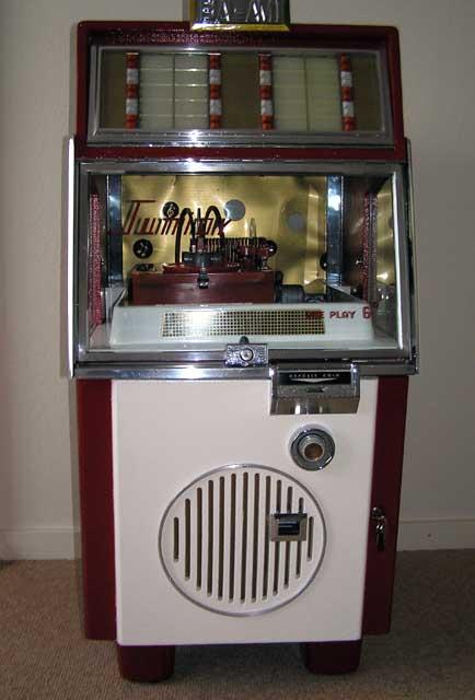 1956 Ami Jukebox