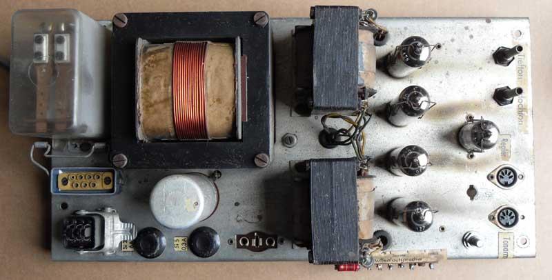S100 amplifier Bergmann Verst�rker