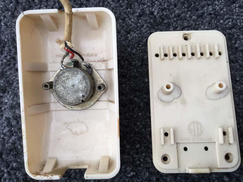 Chantal Remote Volume Control