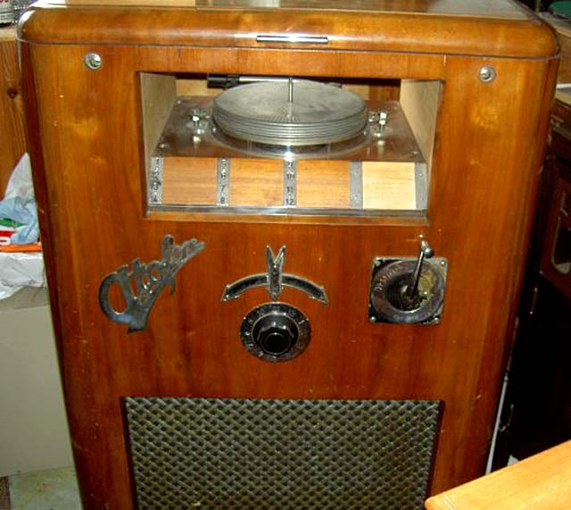 Atofon Jukebox Engbaek