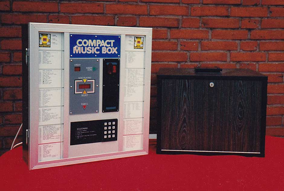 CompuGame Jukebox denmark