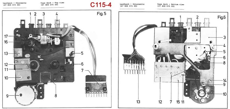 C115-4 Deutsche Wurlitzer