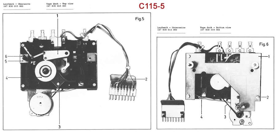 C115-5 Deutsche Wurlitzer