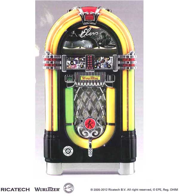 One More Time – OMT Elvis Collectors Edition Wurlitzer Ricatech