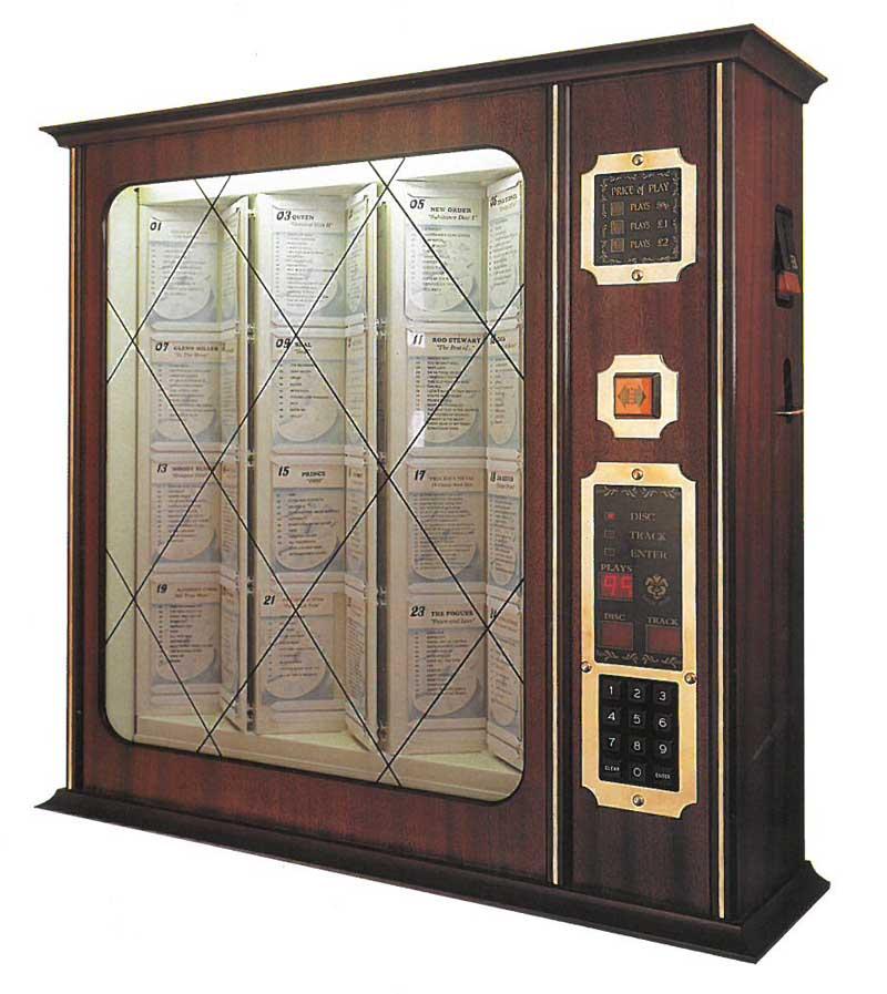 DDA: Rochester Wallbox