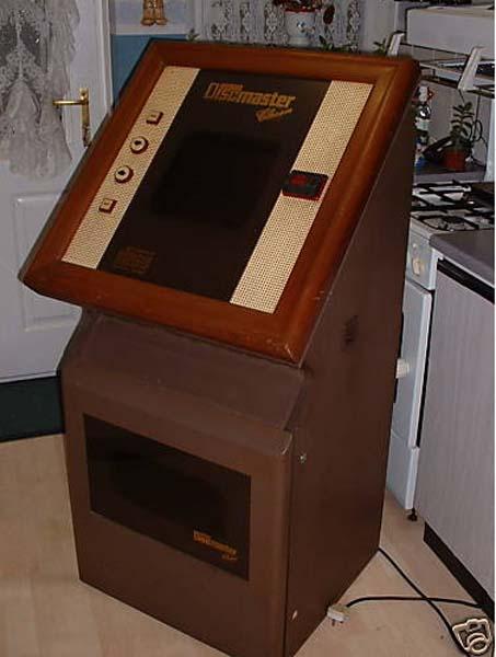 Arbiter Leisure Discmaster CD Jukebox