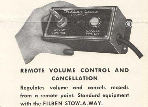 Filben Remote Control
