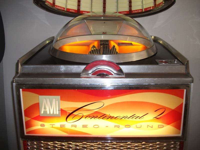 AMI Continental Conti Jukebox Musikbox